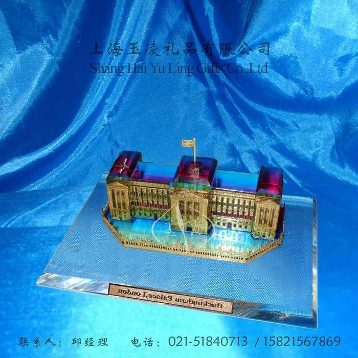 白金漢宮 建築紀念品 1