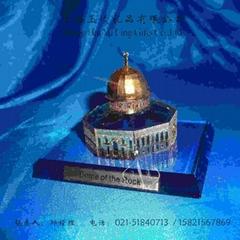 以色列耶路撒冷阿克薩清真寺