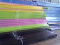 PVC写字板框条
