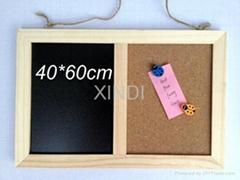木框组合板