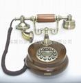 YG—3021源古家居仿古电话
