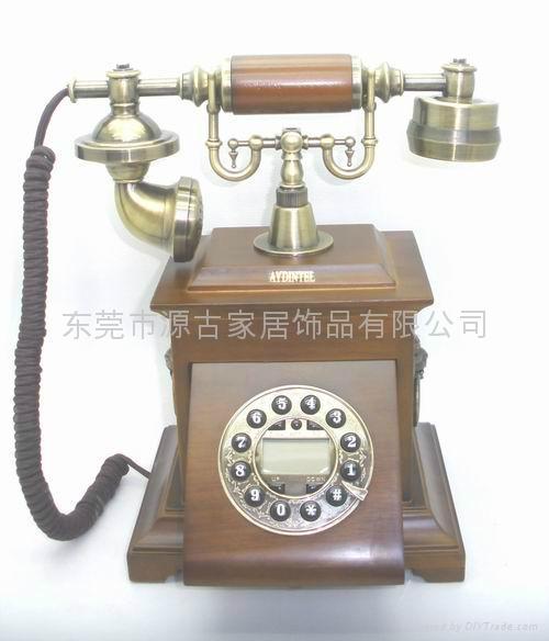 仿古电话机1335厂价直销 3