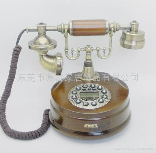 源古仿古电话机 1