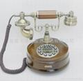 源古仿古电话机 2