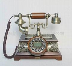 美式仿古電話機