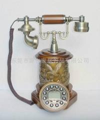 源古家居仿古電話機