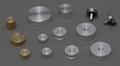 掃描電鏡樣品台 1