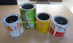 PET/VMPET/PE Flexible Packaging Composite film for pharmaceutical packing