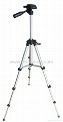 New Arrival ! Professional Camera Tripod with Quick Release Plate and Carry Bag