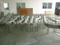 青岛链板输送机 2
