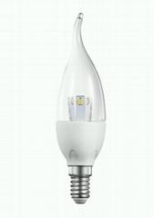 3W LED Candle Light&Bulb