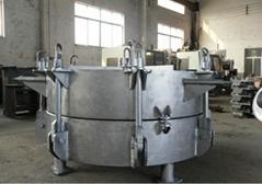 卧式工程轮胎硫化机