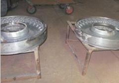 工程轮胎翻新钢模具