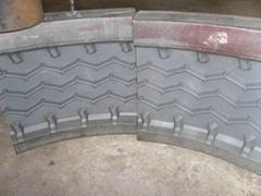 轮胎套顶用翻新花纹活络块