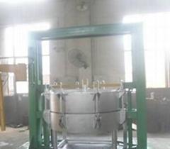 工程轮胎硫化机