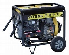 柴油发电电焊机4.0焊条