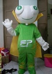 卡通服装人偶 青蛙