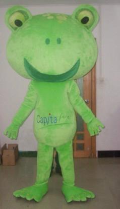 卡通服装人偶 青蛙 2
