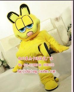卡通服装人偶加菲猫 2