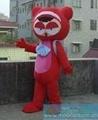 卡通服装人偶加菲猫 4