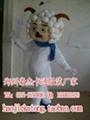 卡通服装人偶 喜羊羊灰太狼 2