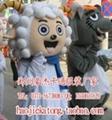 卡通服装人偶 喜羊羊灰太狼 5