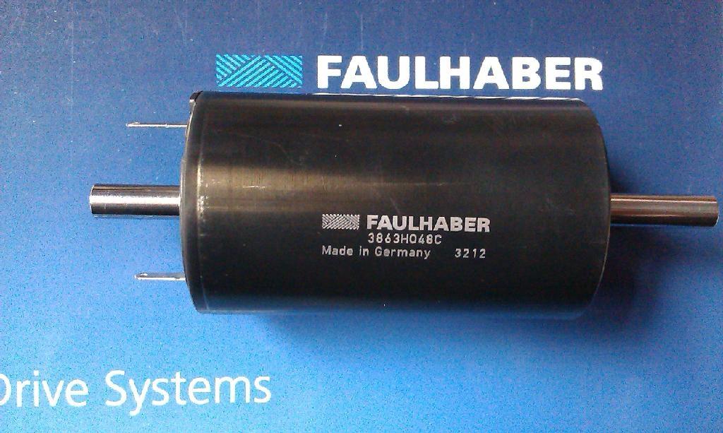 Faulhaber Electric Motors Dc Brushed Motor 3863h048c