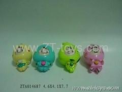W/U fruit toys