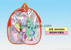 Infant toys Baby bell/hammer/whistle