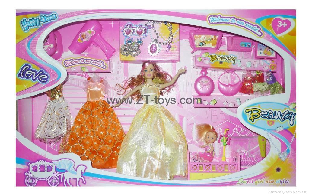 Barbie set   1