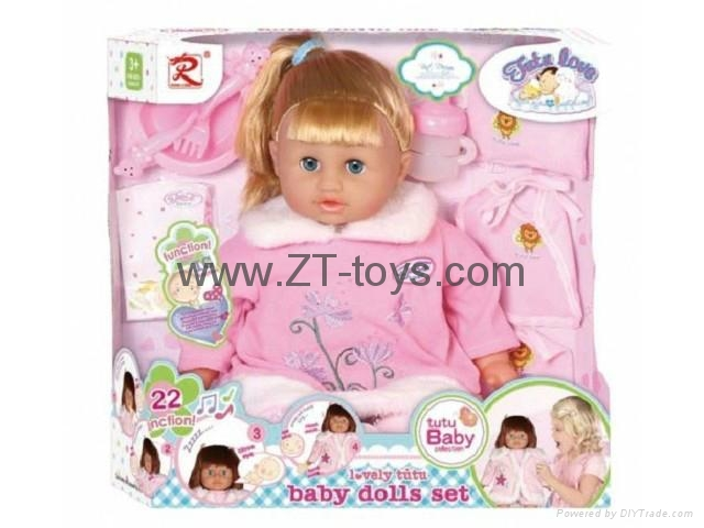 Doll/Doll set 1