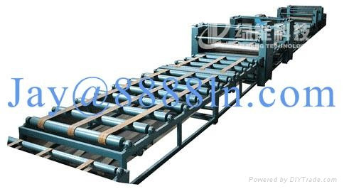 Lightweight Foam Partition Wall Board Production Line Equipment 1