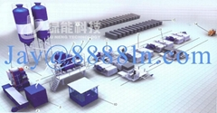 Foam Partition Wall Board Production Line Equipment