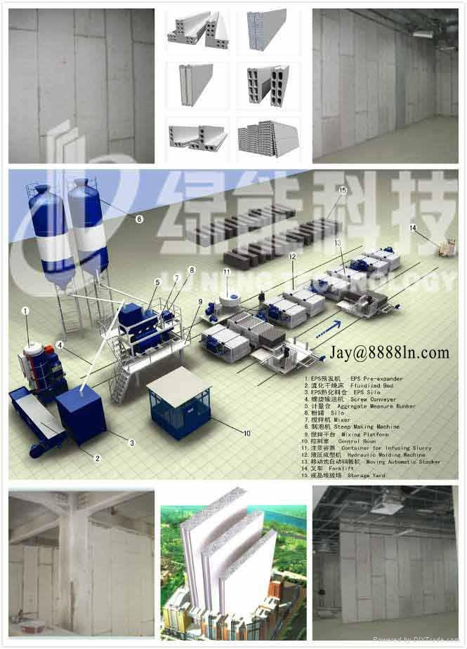 Wall Partition Board Machinery(Equipment) 1