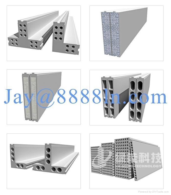 Foam Wall Board Equipment 2