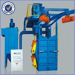 Q37 Series Overhead Rail Hanger Shot-blasting Machine