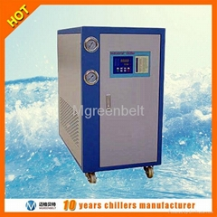 12HP water cooled package industrial chiller