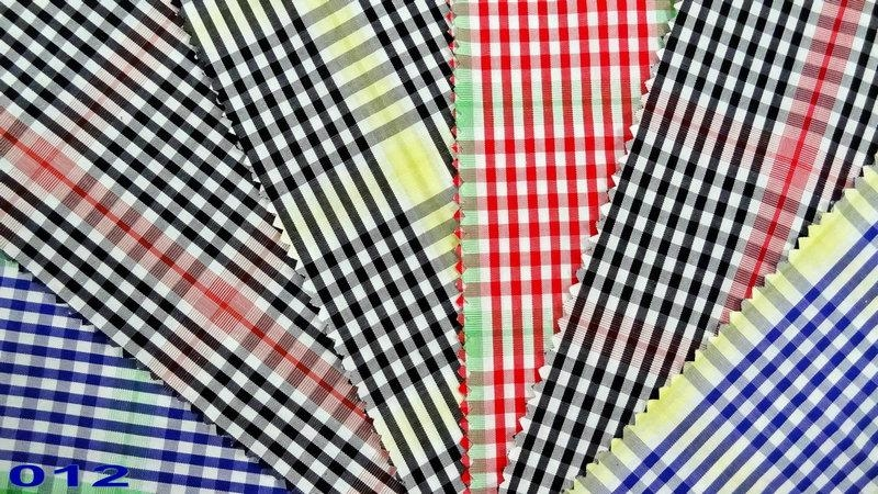 100 cotton yarn dyed fabric/One side brushed flannel in bulk  2