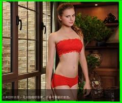 竹纤维女士内裤