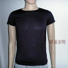 纯色男式T恤