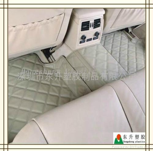 汽车脚垫用热熔胶膜  2