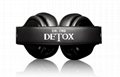 beats by dre black detox beats headphone high a quality ,free ship  (Hot Product - 1*)