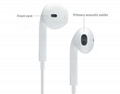 iphone 5 earphone with mic and volume