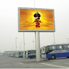 P10 Outdoor LED Displays For Advertising