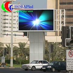 High Definition P6 SMD LED Panels For Outdoor Exterior Screens