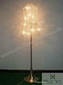 Modern aluminum floor lamp ML6313-12
