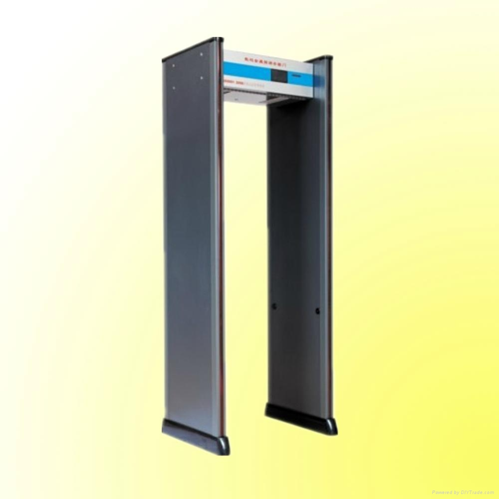Security Waterproof Walk Through Metal Detectors 1