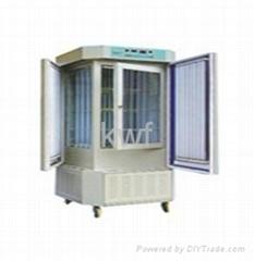 Illumination incubator