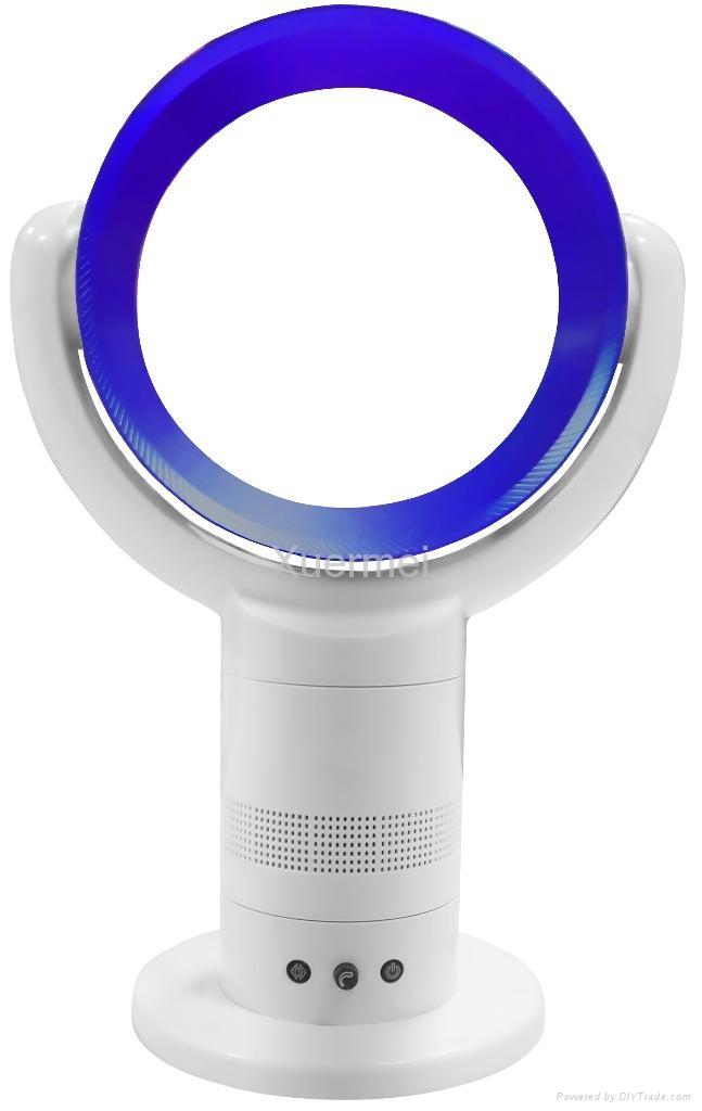 10inch cooling bladeless fan 2