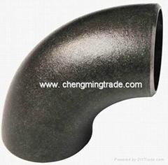 DIN Standard Carbon Steel Butt Welding Pipe Elbow